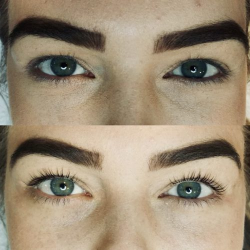 Wimperlift before and After-min 2-min